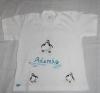Detské tričko Traja tučniaci