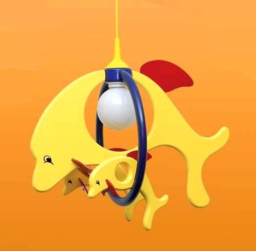 Detské svietidlá delfíny