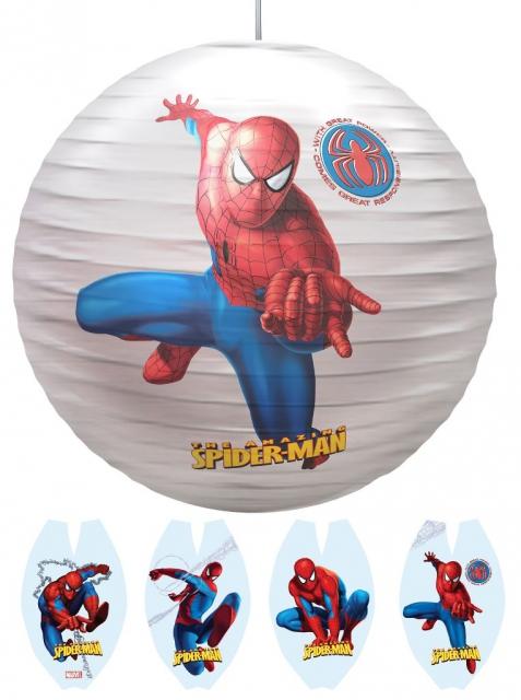 Svietidlo Spiderman